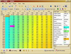 CROME-Pro-GOLD-Dealer-1-6-9-Datalogging-Chip-Obd1-P28-P06-P30-P72-Civic-Crx