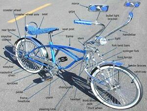 BICYCLE TUNE UPS, REPAIR, RESTORATION, REPAINTS