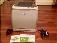 HP Colour Laser jet 1600 printer