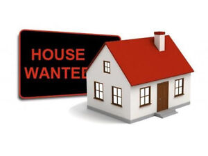 Wanted house/apartment rental!