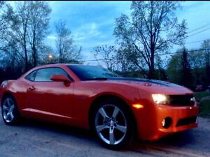 2010 Chevrolet Camaro 2 LT COUPÉ 2010 41,742 KMS Coupe (2 door)