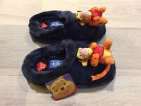 New Tigger Disney Slippers
