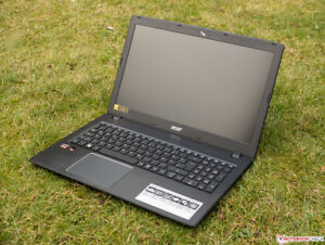 Acer Aspire E5 – AMD A9 3.5Ghz – 8GB DDR4 – USB-C – 1TB – HDR