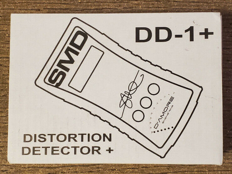 SMD DD-1+ Steve Meade Distortion Detector