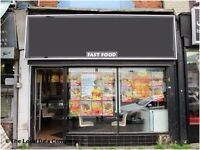 *BUSINESS FOR SALE*VIEWINGS ADVISED*APPROX 900 SQ/FT*CURRENTLY RUN AS A TAKE AWAY*STRATFORD ROAD