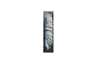 1 California White Sage Smudge Stick-Herb Wand-Negativity Removal 4-5