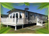 SUMMER BREAKS: ROBINSONS: Presthaven Beach Resort, Prestatyn, N Wales:3-bed (8-berth) static caravan