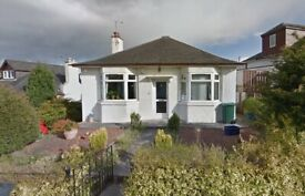 A two bedroom Bungalow with significant extension potential to back as well as upwards for sale