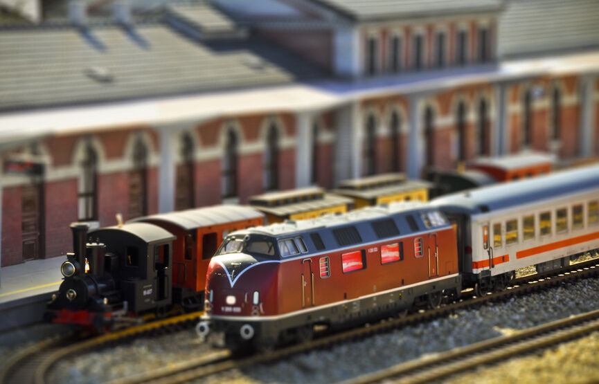 Your GUide to Buying Vintage Railway Models
