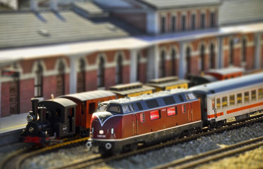 Modelleisenbahn H0: so steuern Sie Ihre Modellbahn