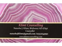 Counselling available!