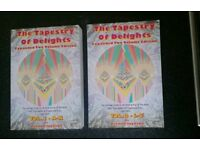 The Tapestry of Delights Expanded Two Volume Edition Books