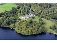 Kitchen Porter/Kitchen Assistant - Live in - Glengarry castle Hotel