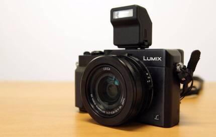 Panasonic LX-100 Micro 4/3 Camera (Good condition, low shutter)