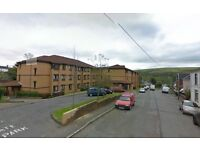 For Rent - 1 bed, first floor flat at Cwrt Andrew Buchan, Rhymney