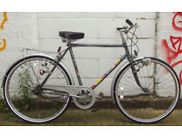 Dutch bike PUCH frame size 20inch SCHWALBE TYRES - Serviced & warranty - Welcome for test ride