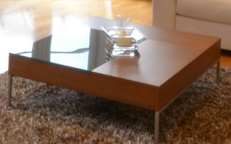 Bo Concept Chiva Functional Coffee Table With Storage