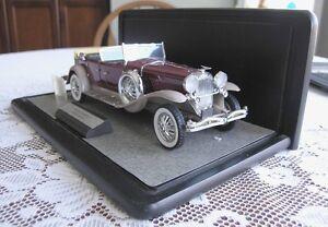 1930 Duesinberg Car-Franklin Mint (Covered Case)