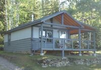 Country Vacation Cabins near Jasper National Park
