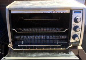 Digital Black and Decker Convection Toaster Oven