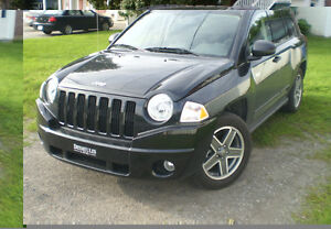 2009 Jeep Compass Rocky Mountain Edition SUV, Crossover