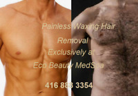 Waxing For Men & Relaxation Massage