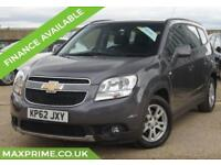 2013 CHEVROLET ORLANDO 1.8 PETROL AUTOMATIC 7 SEATER 1 OWNER + FULL HISTORY