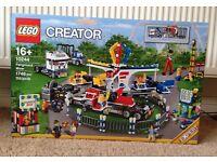Lego Creator Fairground Mixer