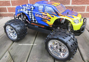 New RC Truck Brushless Electric 1/8 Scale TOP 2 LIPO 4WD RTR Kitchener / Waterloo Kitchener Area image 4