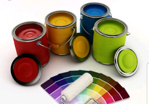 Wanted: Unused paint cans