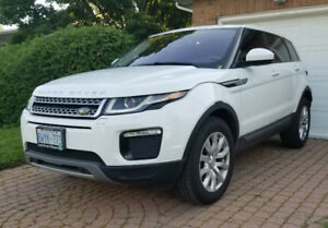2018 Range Rover Evoque -  Lease Take Over
