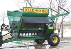 2002 Bale King Bale Shredder for sale