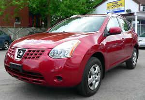 2008 Nissan Rogue 2.5S AWD in excellent condition