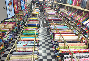 ** FABRIC DOES NOT HAVE TO BE EXPENSIVE ** BIG SELECTION **
