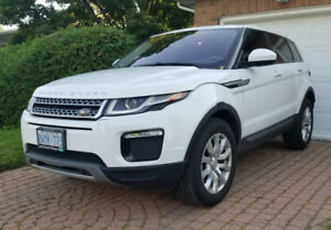 2018 Range Rover Evoque LEASE TAKE OVER