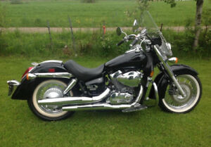 Honda Shadow Aero 750- 2008