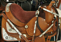 Western Show saddle set and others