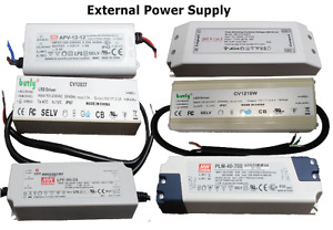 External MeanWell LED Power Supply Driver+cUL: Big Sale