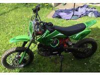 Moto madness 125 cc pit bike