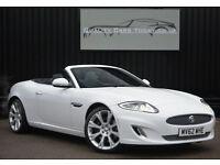 2013 Model Jaguar XK 5.0 V8 Convertible Artisan Special Edition £82,500 List Pri