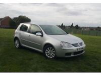 Volkswagen Golf fsi 1.6 petrol 2007 11 months MOT 98k mileage