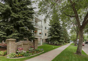 2 BED, 2 BATH CONDO CLOSE TO UofA, WHYTE AVE & DOWNTOWN