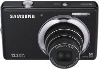 Samsung 12.2mega pixel camera