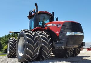 2011 Case IH Steiger 400HD 4WD Articulated Tractor London Ontario image 2