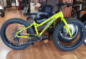 Fat bike 24'' Norco 4.3  2016