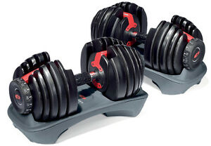 Bowflex 552 Adjustable Weights