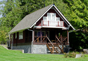 Lakefront Cabin (Sproat Lake near Port Alberni)