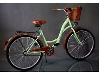 """28"""" Ladies Bicycle vintage Dutch style."""