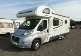 Swift Lifestyle 696 - 6 Berth, 6 Belt With 2 Bunk Beds Motorhome For Sale