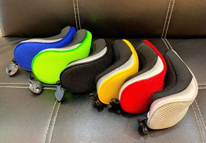 Brand New Golf Hybrids Mesh-type Headcovers - 6 colors to choose from